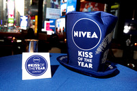 Nivea Kiss of the Year Event